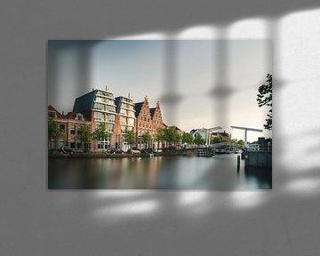 Haarlem - Spaarne van Martijn Kort
