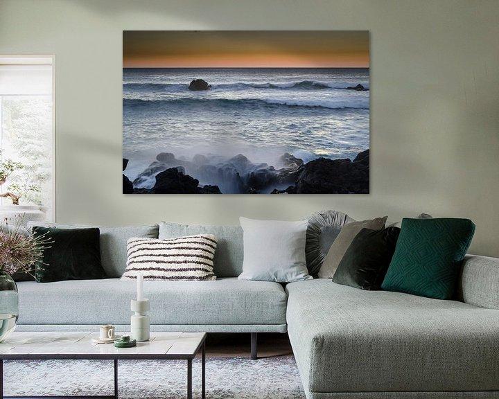 Sfeerimpressie: Magische kust van Mark Bolijn