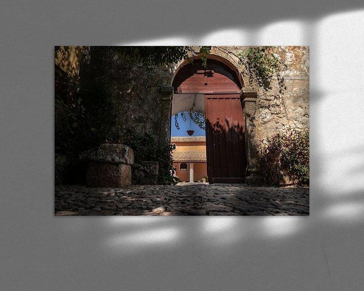 Sfeerimpressie: Grieks klooster van Dennis Kluytmans