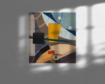The Shape of Things van Marja van den Hurk