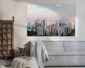 Hong Kong Skyline von Pascal Deckarm