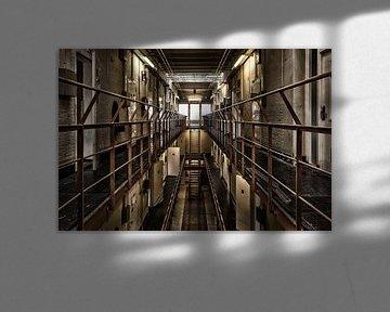 Verlaten Gevangenis van Samantha Schoenmakers