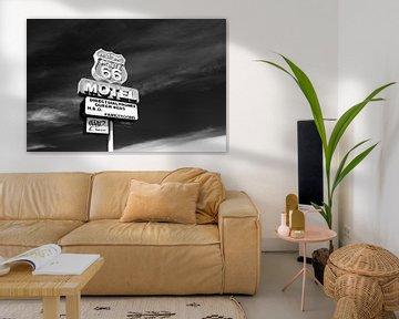 Route 66 in Arizona, USA von Henk Meijer Photography