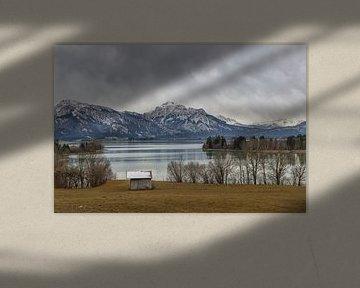 Illasbergsee van Andreas Stach