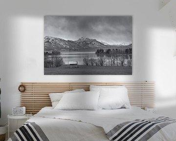 Illasbergsee sw van Andreas Stach