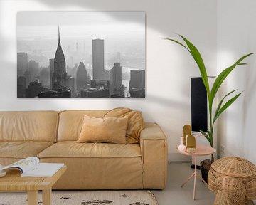 Chrysler building New York von Marieke Borst