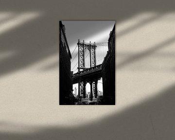 Manhattan Bridge von Marieke Borst
