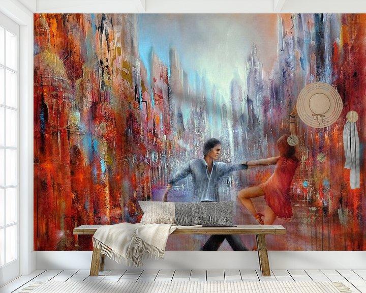 Beispiel fototapete: Just dance! von Annette Schmucker