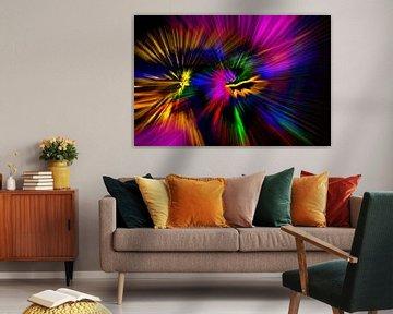Colors of happiness van Michael Nägele
