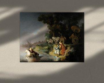 Die Entführung Europas - Rembrandt van Rijn