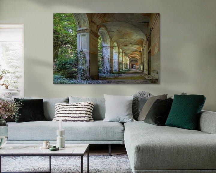 Beispiel: Corridor von Frans Nijland