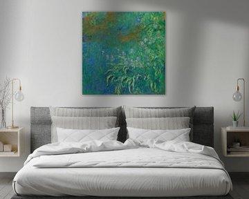 Iris, Claude Monet