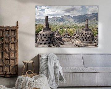 Der Borobudur von Dries van Assen