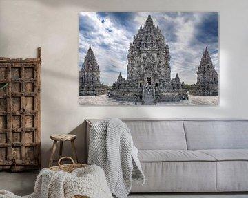 Prambanan - Yogjakarta van Dries van Assen