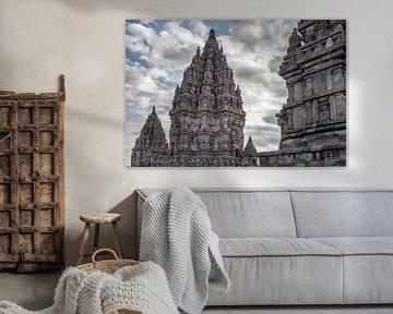 Prambanan- Jogjakarta van Dries van Assen