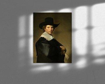 Porträt eines Mannes, Johannes Cornelisz. Verspronck