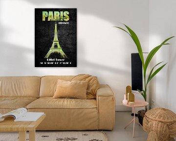 Paris van Printed Artings