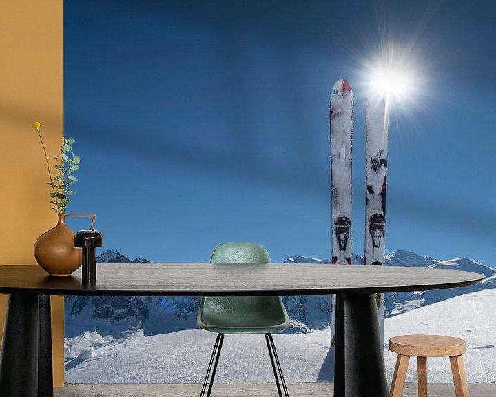 Impression: Ski Mont Blanc sur Menno Boermans