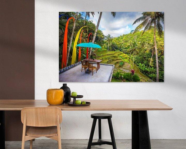 Sfeerimpressie: Bali van Michel van Rossum
