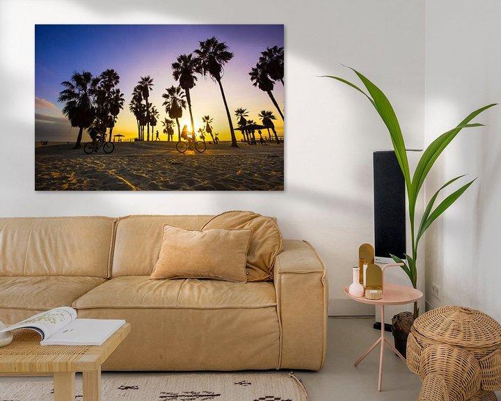 Beispiel: Venice Beach von Michel van Rossum