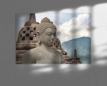 Borobudur: Budha van Eduard Lamping