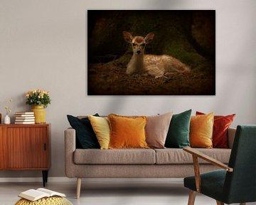 Bambi von Heike Hultsch
