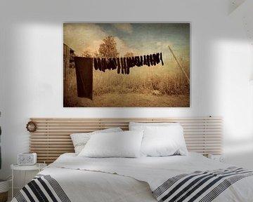Große Wäsche van Heike Hultsch