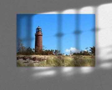 Darß Leuchtturm van Heike Hultsch