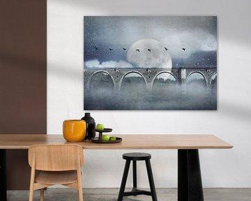 Das Viadukt van Heike Hultsch