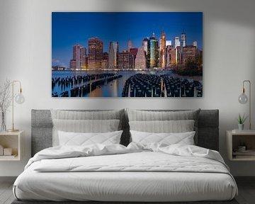 Manhattan Morning von Remco Piet