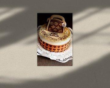 Geburtstagstorte van Heike Hultsch
