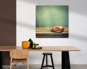 Spiegelei auf Toast von Heike Hultsch