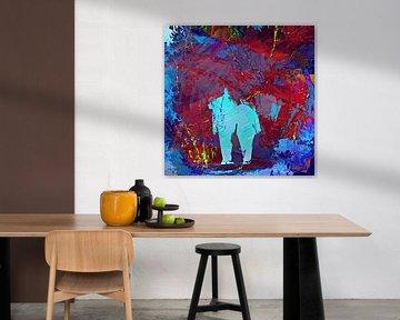 Walking away von PictureWork - Digital artist