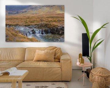 Fairy Pools , Isle of Skye von Wim Mourits
