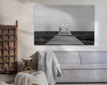 Moorea Pampelonne Strand  Saint-Tropez von Tom Vandenhende
