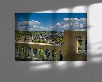 Ausblick auf Ahrweiler van Heinz Grates