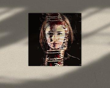 Through the canvas von PictureWork - Digital artist