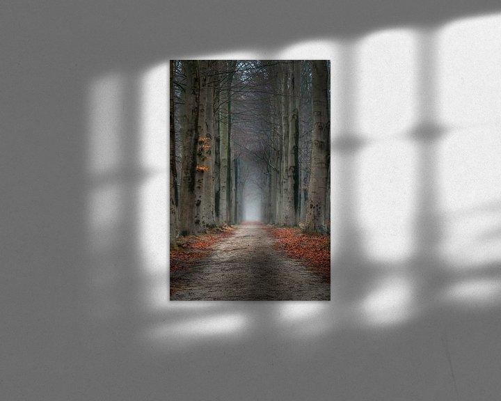 Sfeerimpressie: Mistery lane van Patrick Rodink