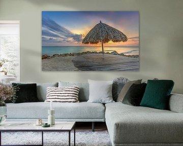 Tropical Paradise van Rene Ladenius Digital Art