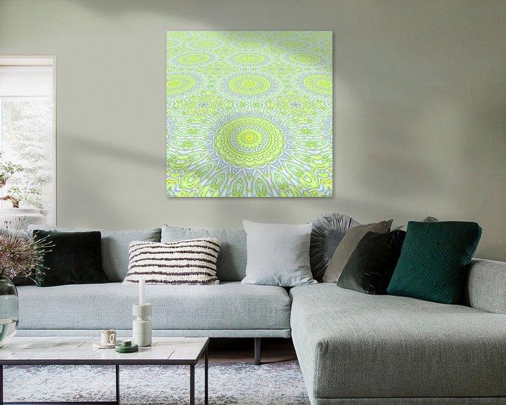 Sfeerimpressie: Mandala type 36 perspectief van Marion Tenbergen