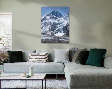 Mount Everest van Menno Boermans