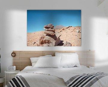 Zoutvlakte, Uyuni Bolivia von Stefanie Lamers