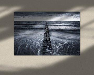 dunkle See von Daniela Beyer