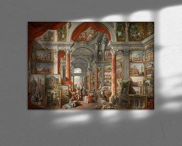 Modernes Rom, Giovanni Paolo Panini