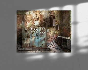 Alte Fabrik von Olivier Photography