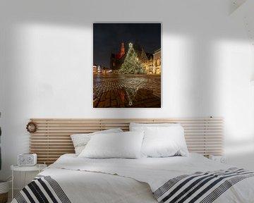 Kerst in Haarlem von Harro Jansz