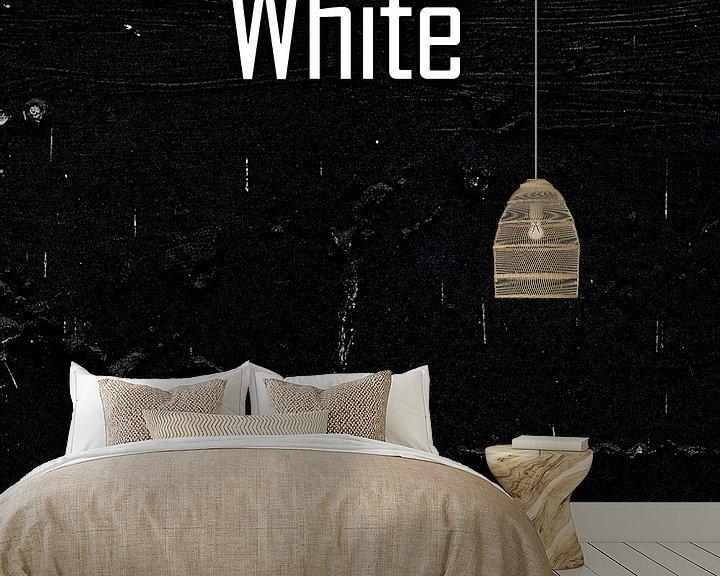 Beispiel fototapete: White von PictureWork - Digital artist