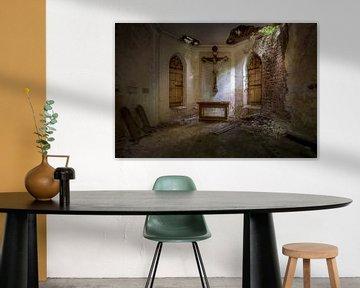verfallene Kapelle von Kristof Ven