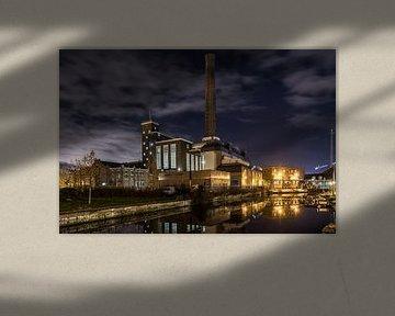 Gasfabriek Leiden sur Dirk van Egmond