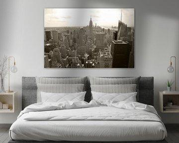 New York City View 1 von Arno Wolsink